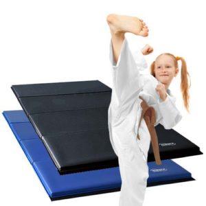 Martial Arts Mats - Nimble Sports Knows Karate - Fast Free